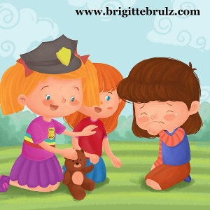 Jobs of a Preschooler- I'm a police officer...