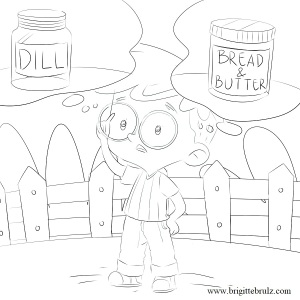Pickles, Pickles, I Like Pickles...dill or bread & butter?