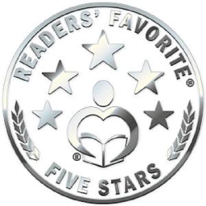 Readers' Favorite Five Stars Seal