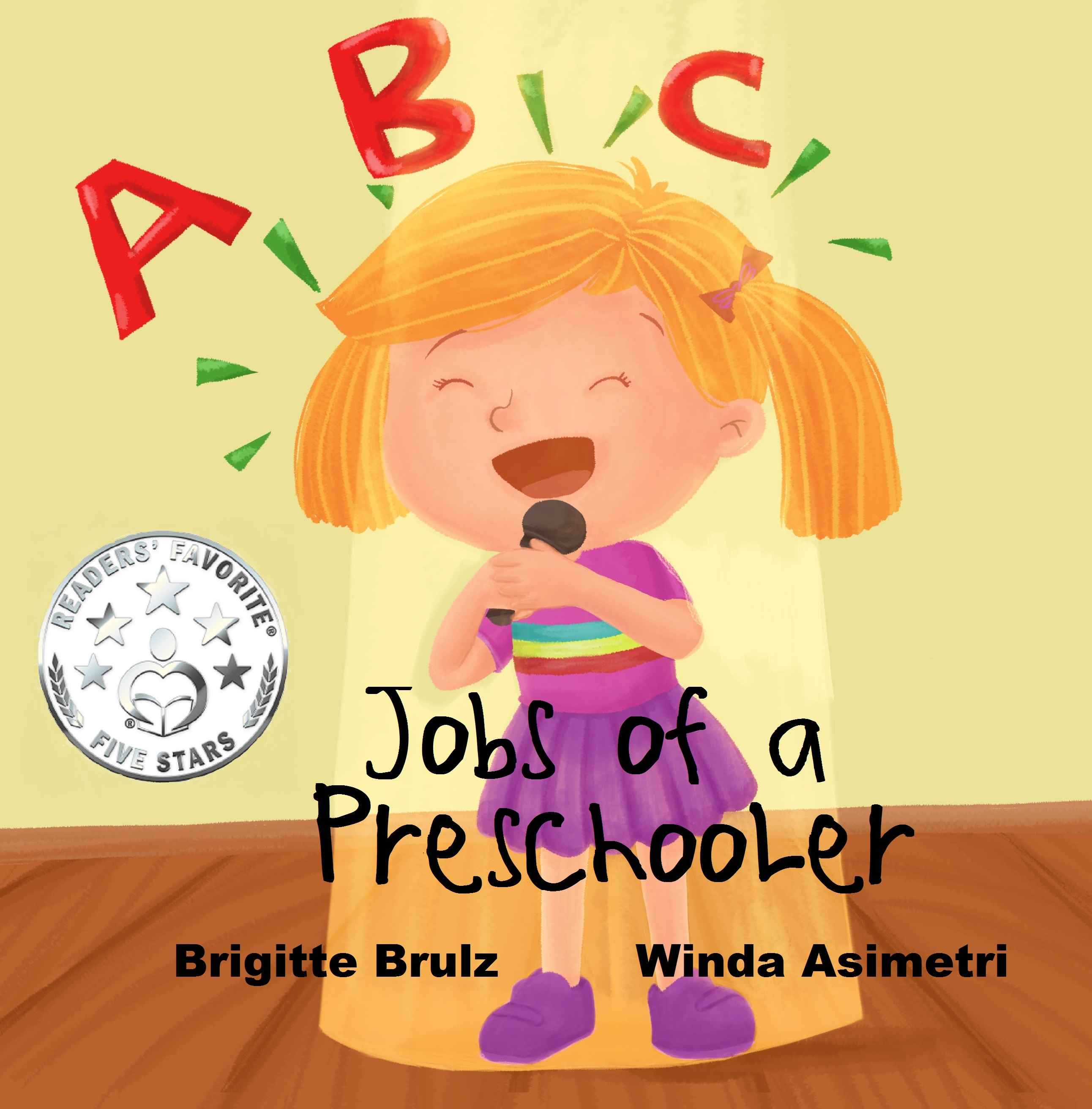 Jobs of a Preschooler book