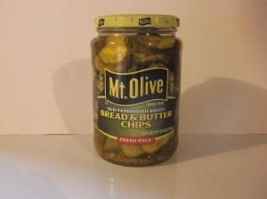 Yummy Pickles!
