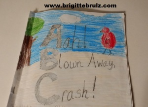 Aah! Blown Away, Crash!