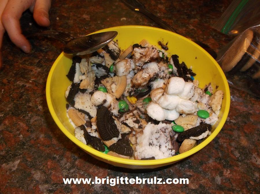 ice cream creation