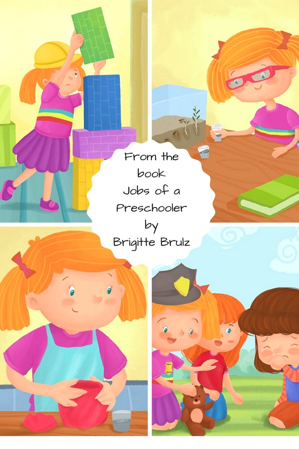 Jobs of a Preschooler now available!