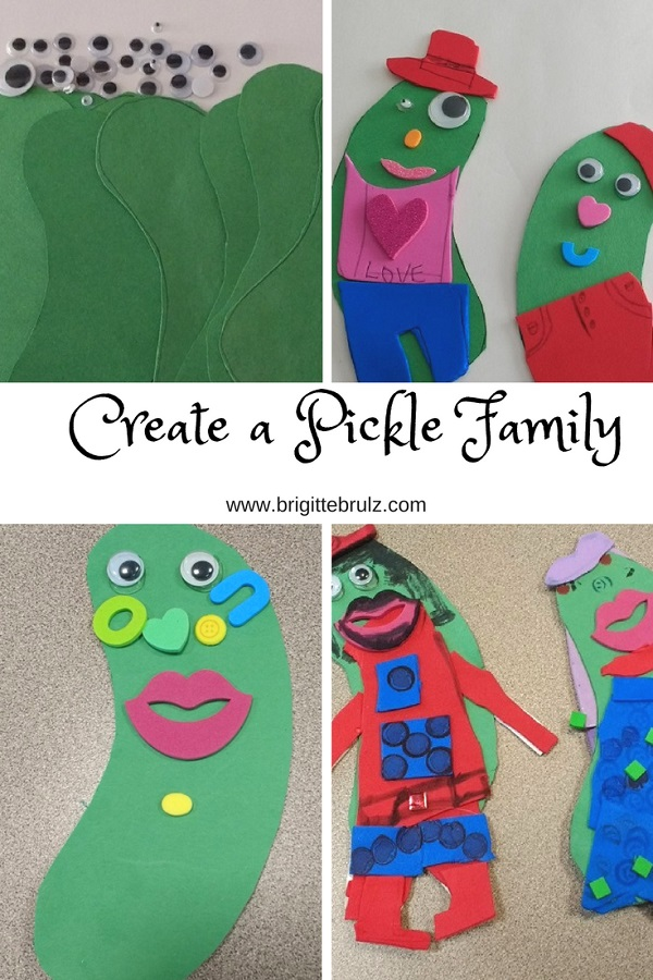 Create a Pickle Family