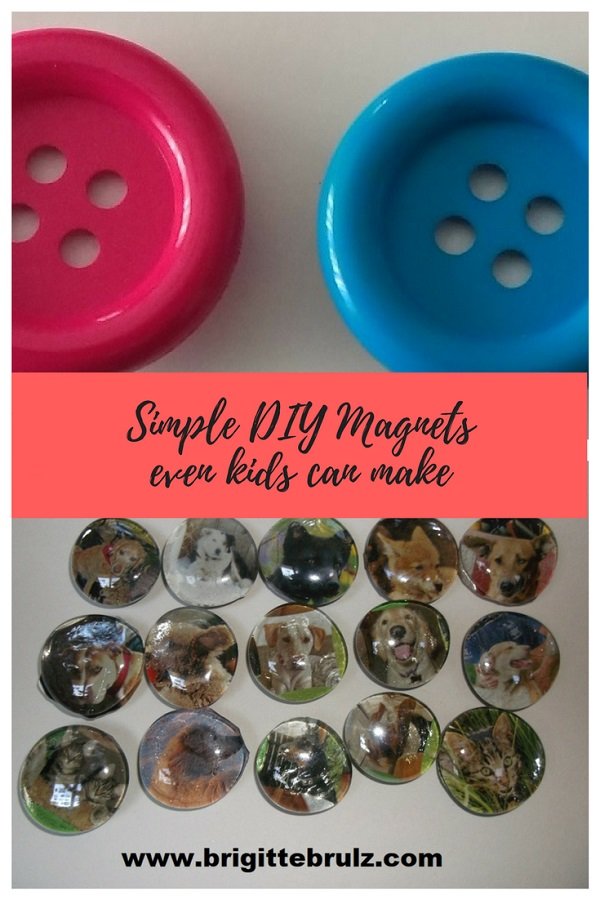 DIY Decorative Magnets