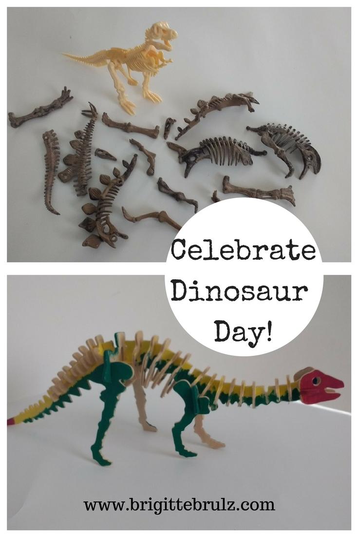 Celebrate Dinosaur Day!