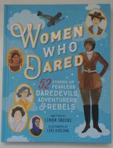 Women Who Dared Book