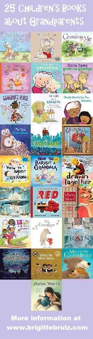 25 Grandparents Books