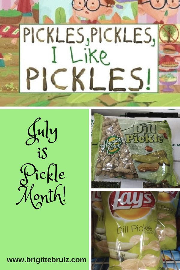 July is Pickle Month