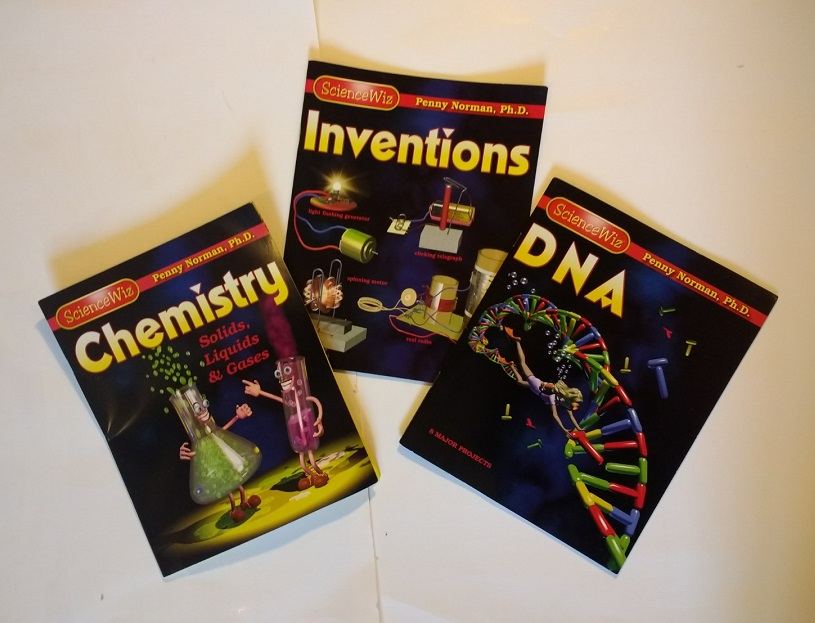 Science Wiz kits