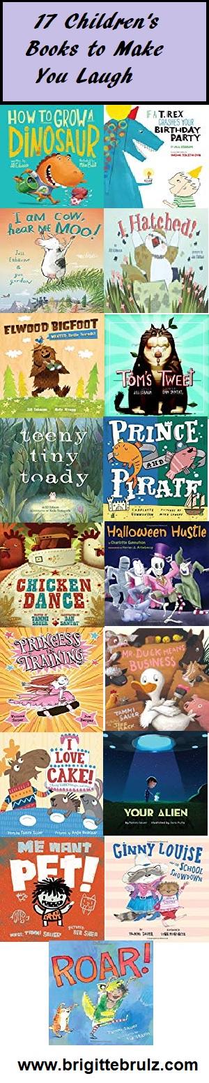 17 Children's Books to Make You Laugh
