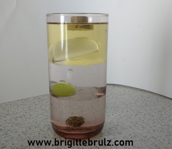 Simple Density Experiment for Kids