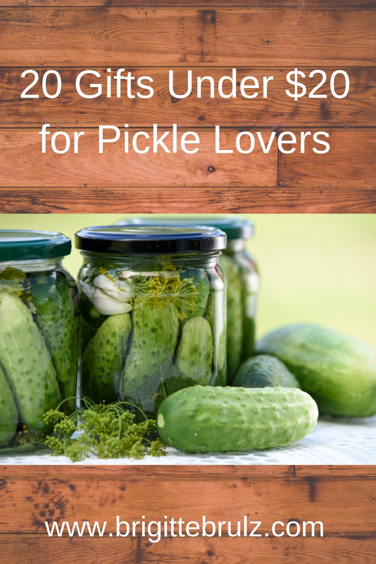 20 Gifts Under $20 for Pickle Lovers