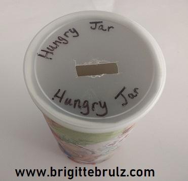 Create a Hungry Jar to Teach Math