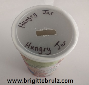 Create a Hungry Jar to Teach Math