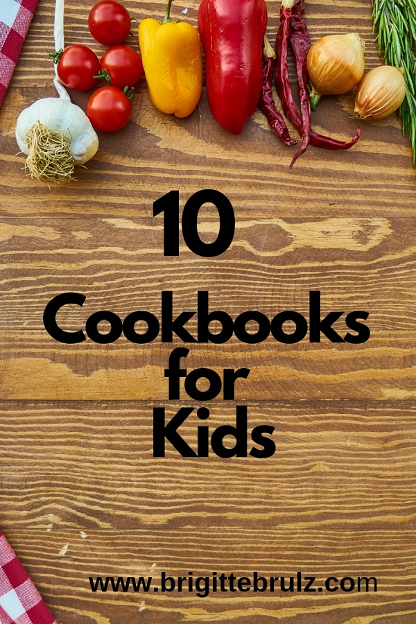 10 Cookbooks for kids