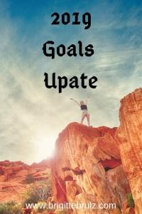 2019 Goals Update