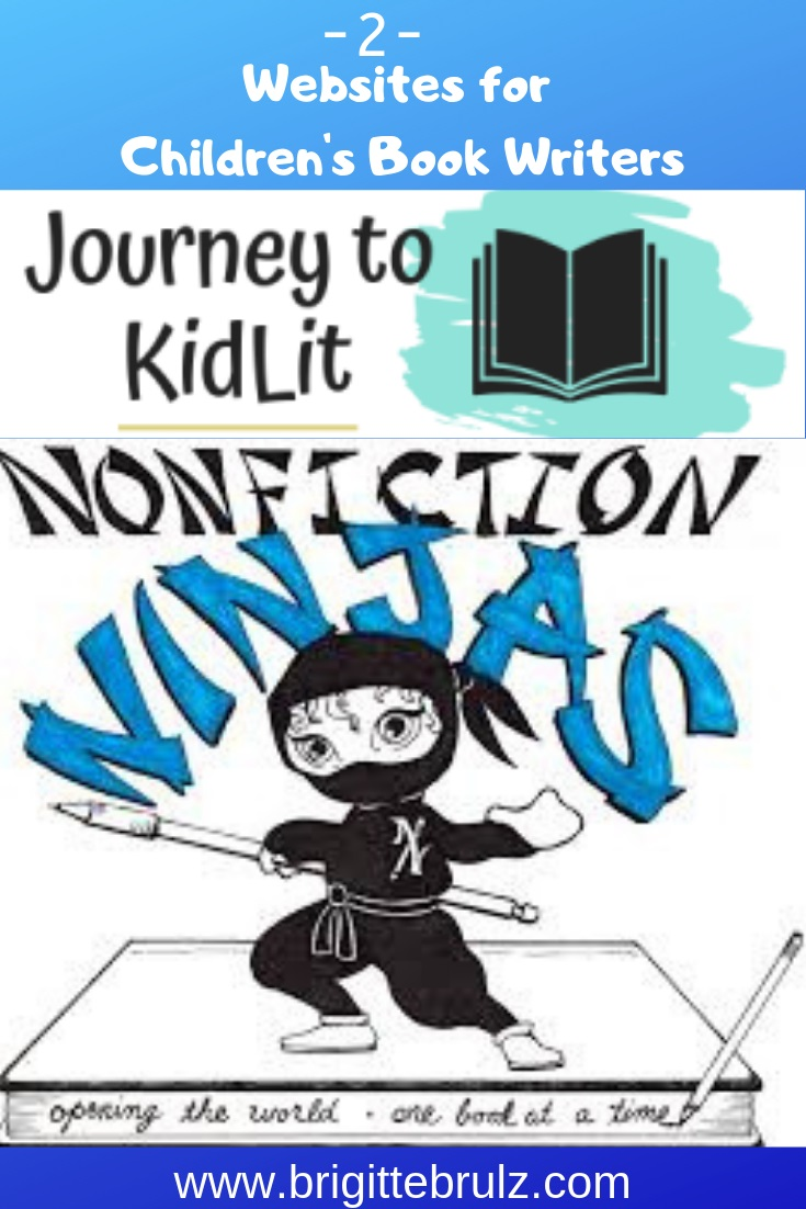2 Websites for Children's Book Writers