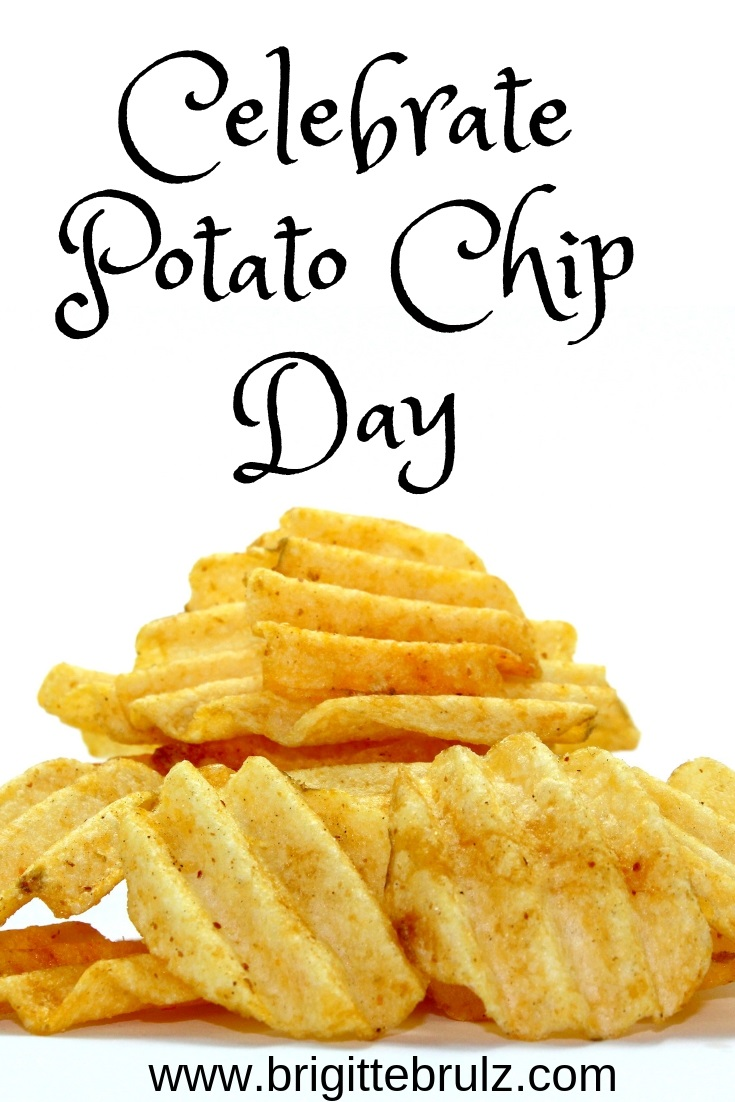 Celebrate Potato Chip Day