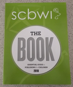 SCBWI The Book