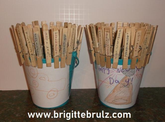 bucket lists