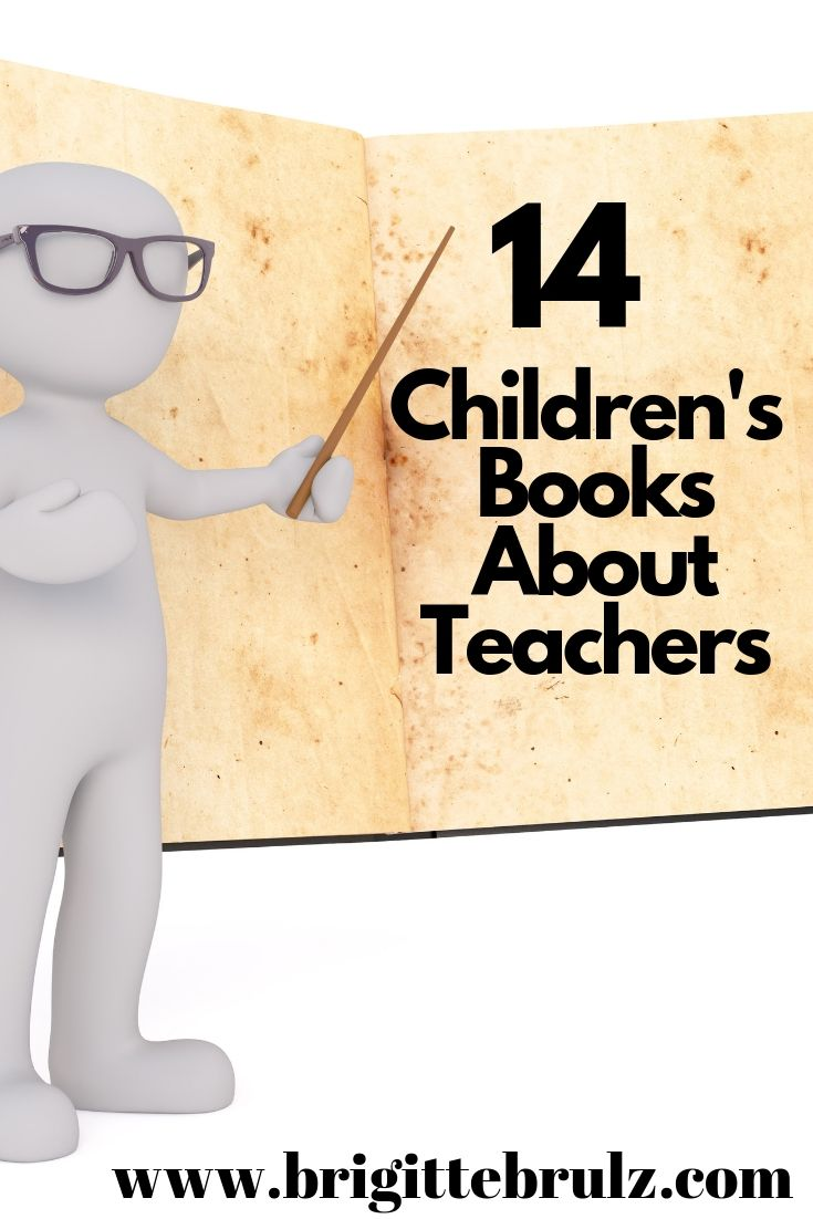 14 Children's Books About Teachers