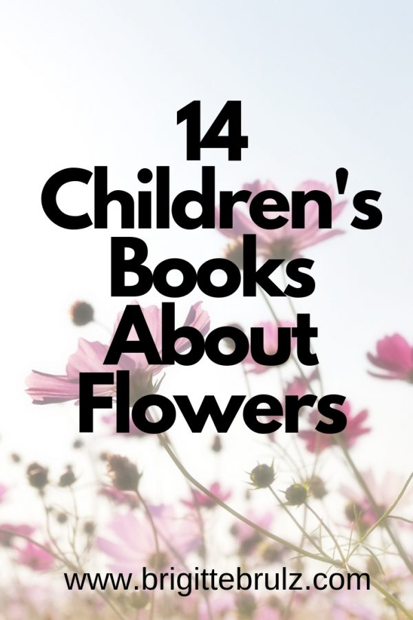 14 Children's Books About Flowers