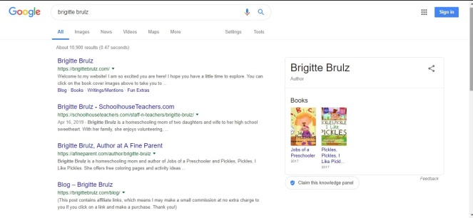 Brigitte Brulz screenshot