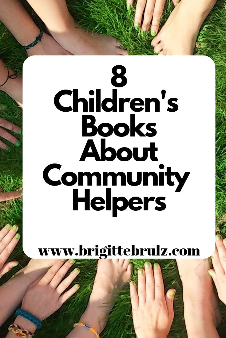 8 Children's Books About Community Helpers