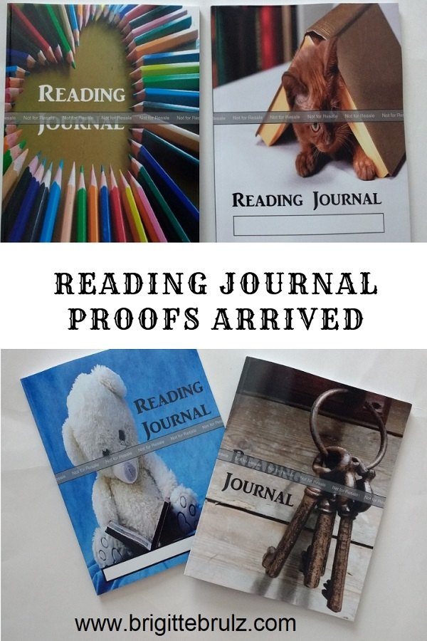 Reading Journal Proofs Arrived!