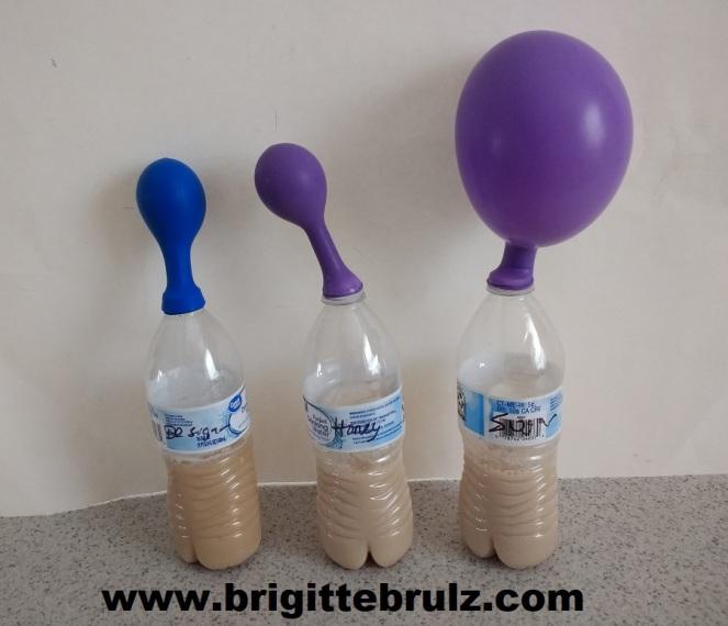 Bread Making Devotional Balloon Experiment