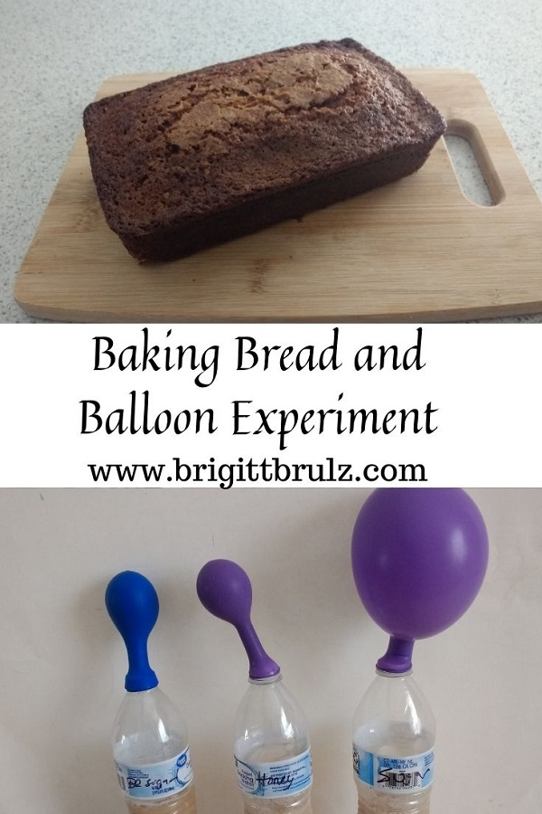 Baking Bread and Balloon Experiment