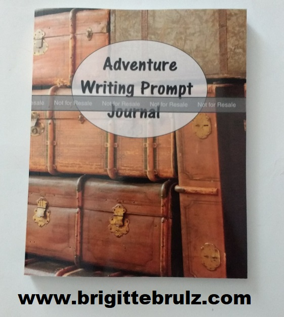 Adventure Writing Prompt Journal Sneak Peek