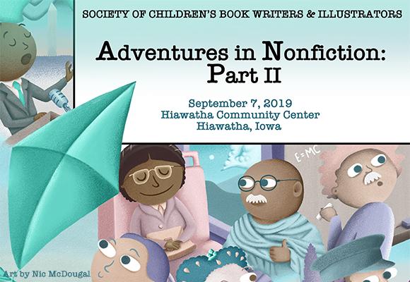 Adventures in Nonfiction Part 2