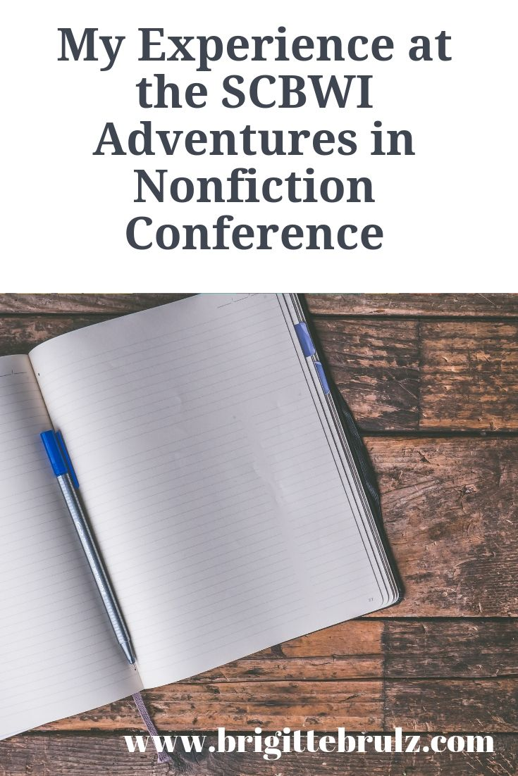 My Experience at SCBWI Conference
