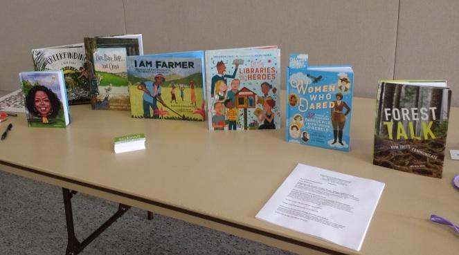 SCBWI Conference Book Prizes