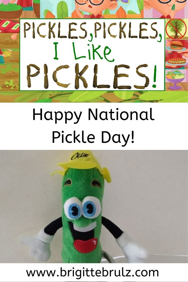 Happy National Pickle Day!