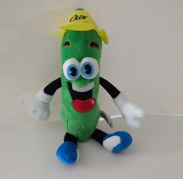 Mount Olive Ollie the Pickle Toy