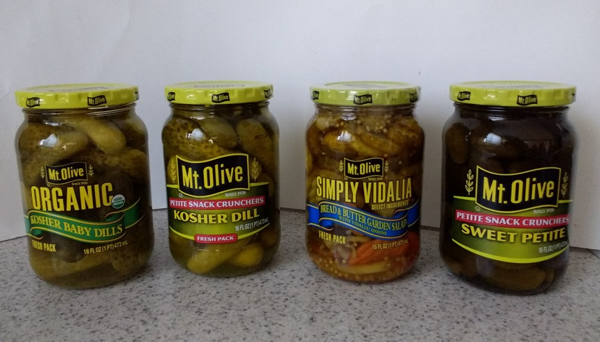 Mount Olive Pickles