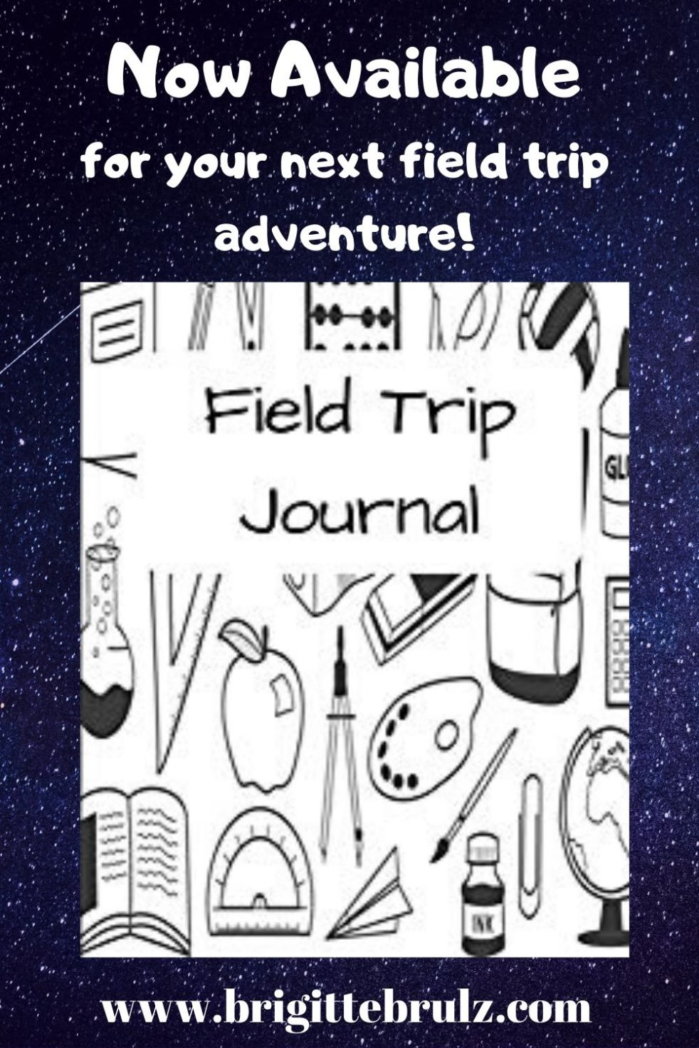Field Trip Journal Now Available