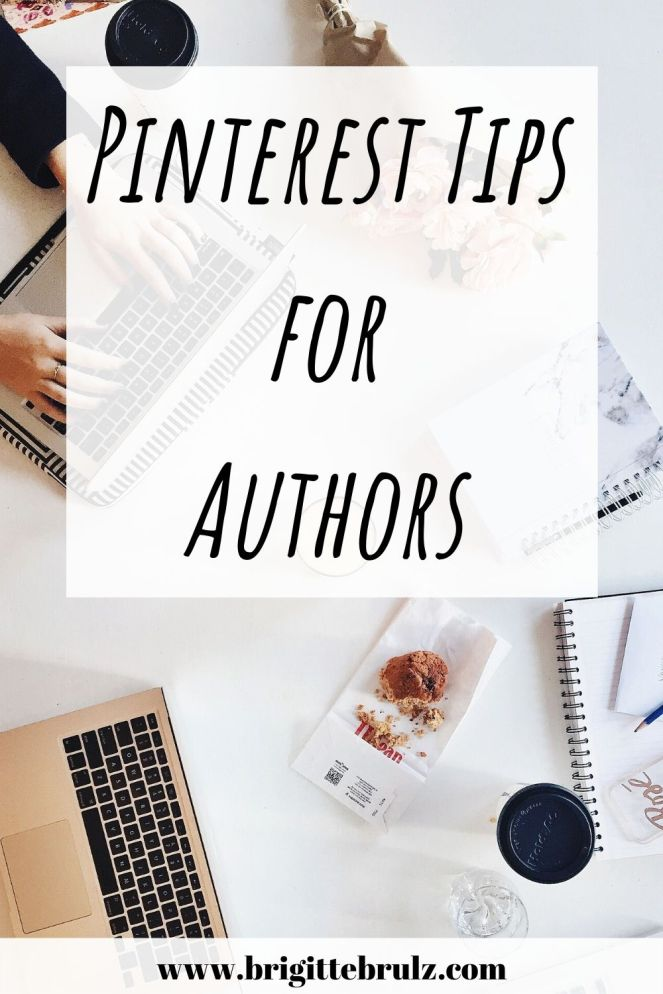 Ways for Authors to Promote Books on Pinterest