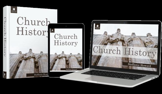Church History Course on SChoolhouse Teachers