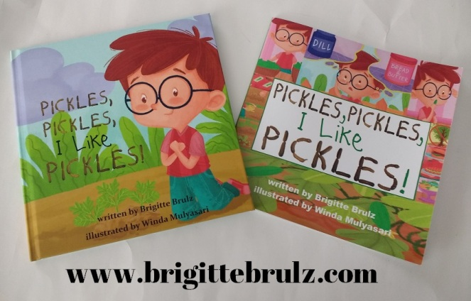 Pickles, Pickles, I Like Pickles Book Available