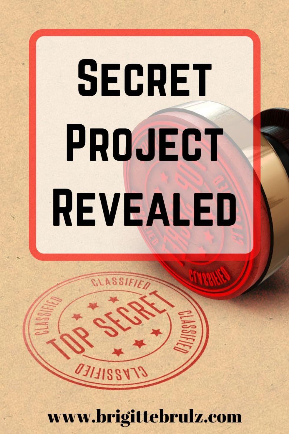 Secret Project Revealed