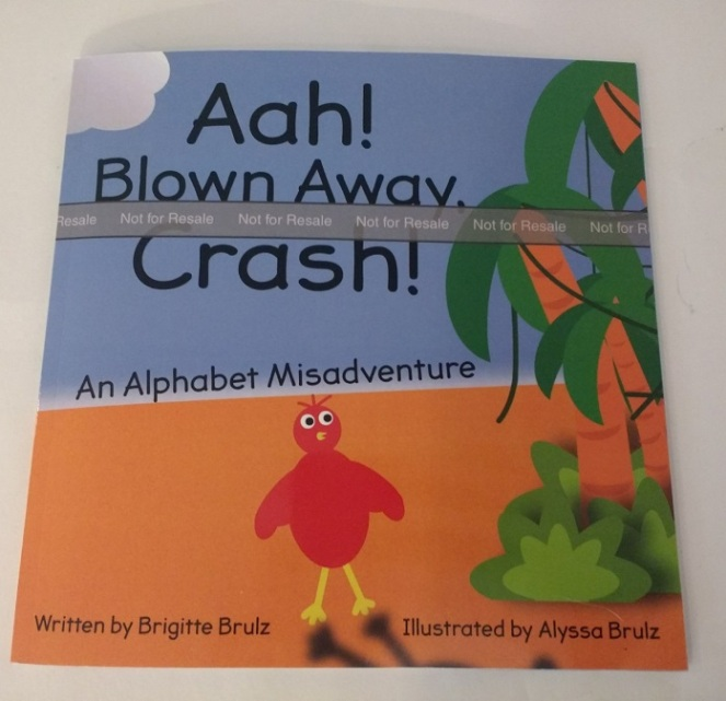 Aah! Blown Away, Crash! An Alphabet Misadventure Proof