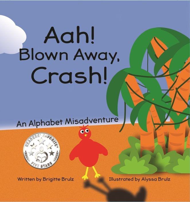 Aah! Blown Away, Crash! Cover