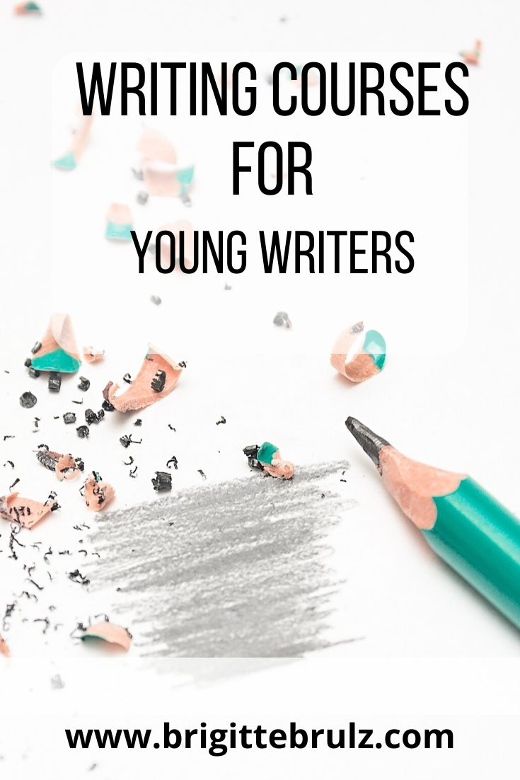 Writing Courses for Young Writers on SchoolhouseTeachers.com