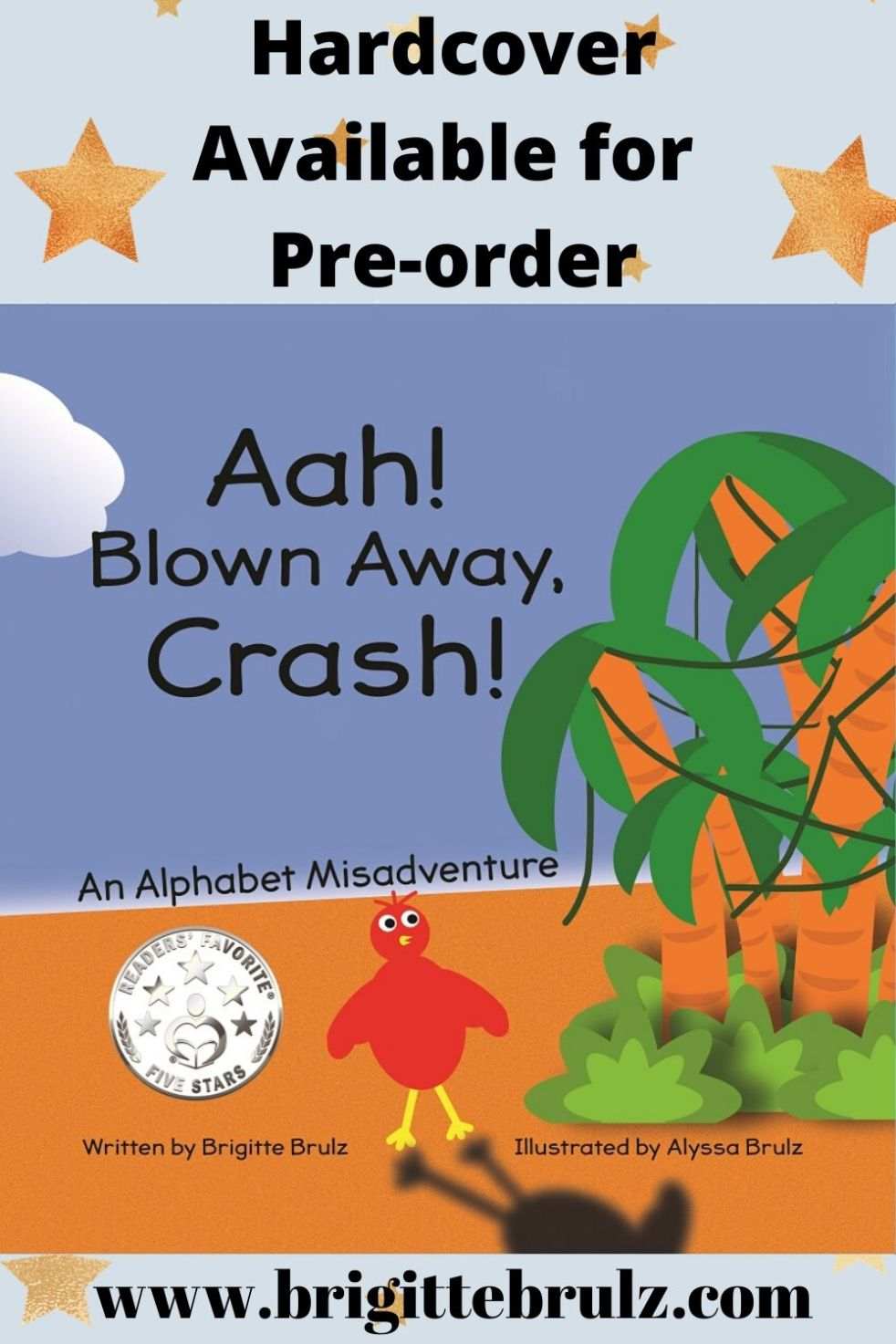 Aah! Blown Away, Crash! Available for Pre-Order