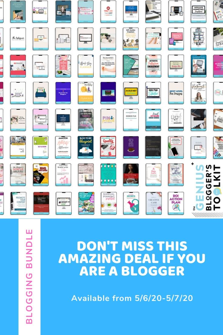 Don't Miss This Amazing Deal if you are a Blogger